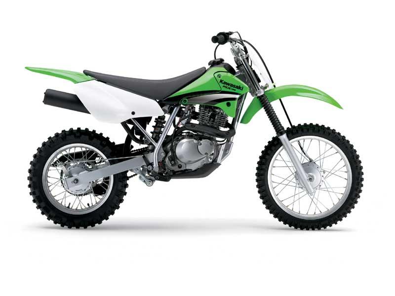 Kawasaki 125 dirt bike 4 stroke for sale